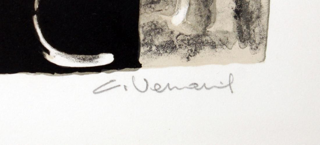 Claude Venard - Nature Morte au Compotier - 2