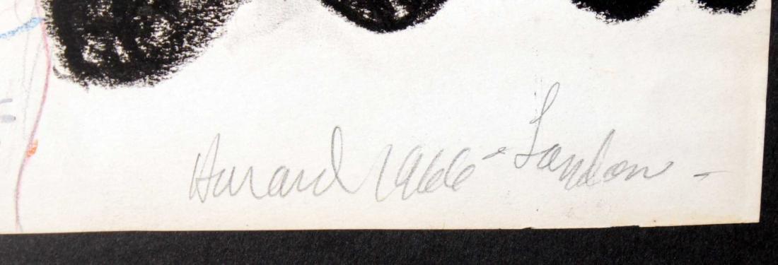 James Havard - Original Drawing on Paper - 2