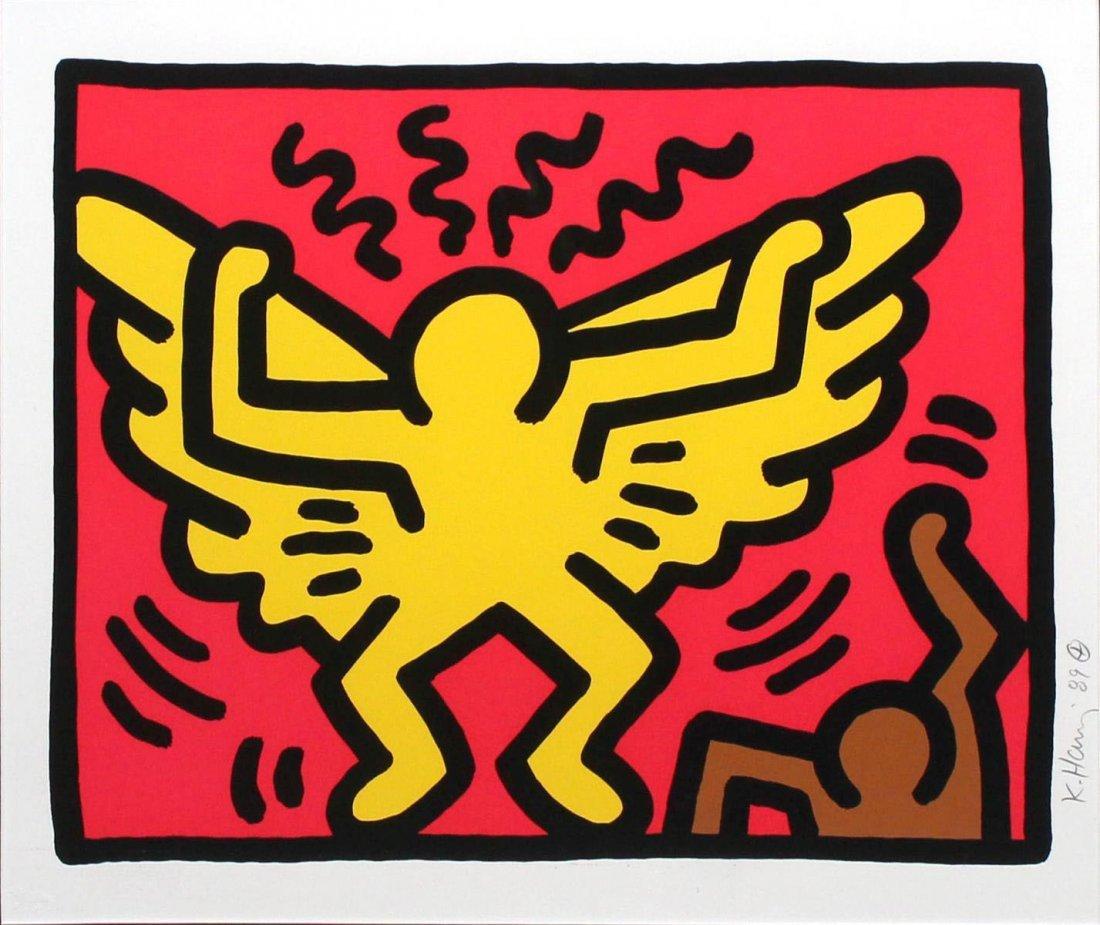 Keith Haring - Pop Shop IV