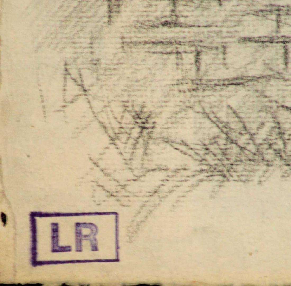 Ludovic-Rodo Pissarro - Untitled - 2