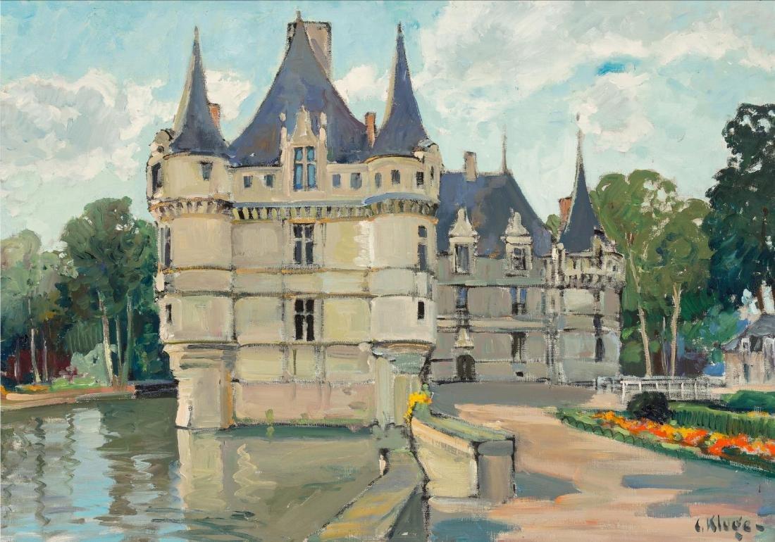 Constantin Kluge - Chateau d'Azay-le-Rideau