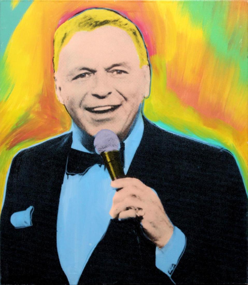 Steve Kaufman - Vegas Crooner