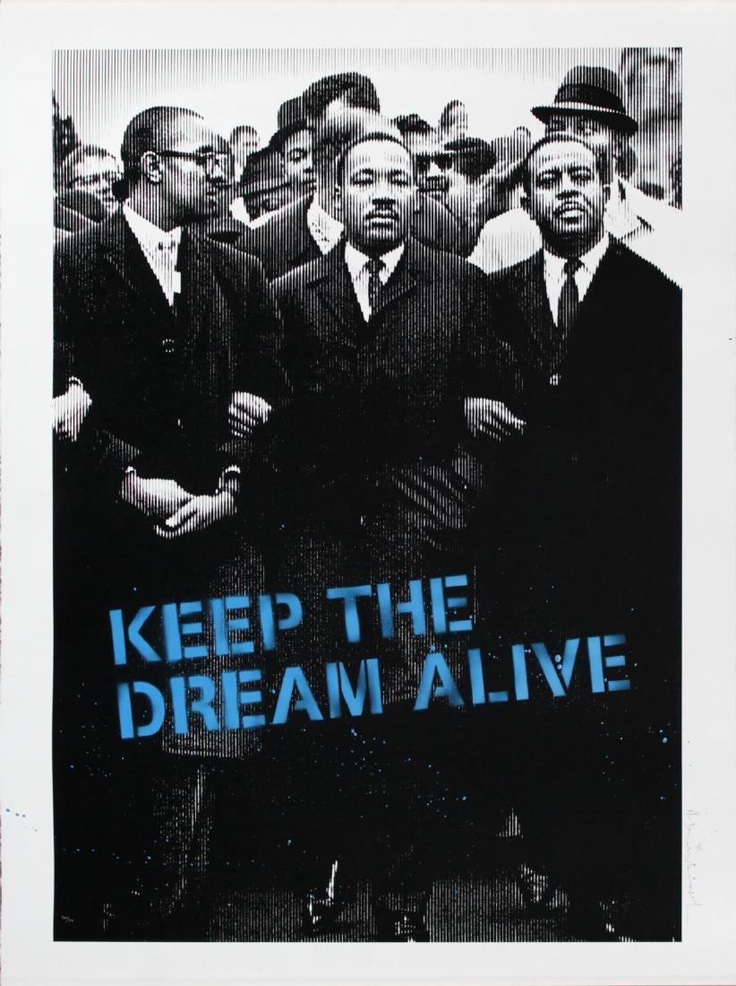Mr. Brainwash - Keep the Dream Alive
