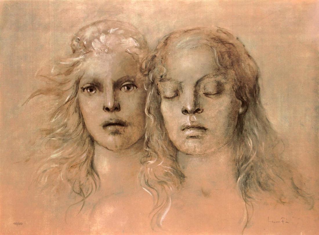 Leonor Fini - Tristan und Isolde