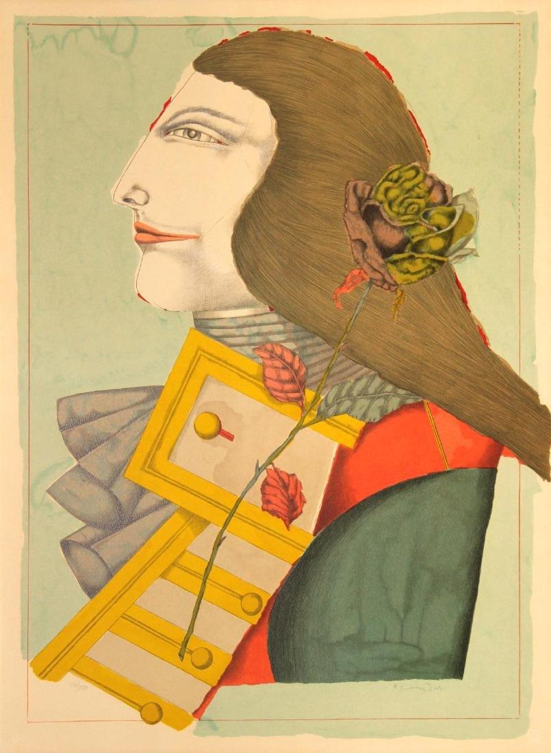 Richard Lindner - Der Rosenkavalier