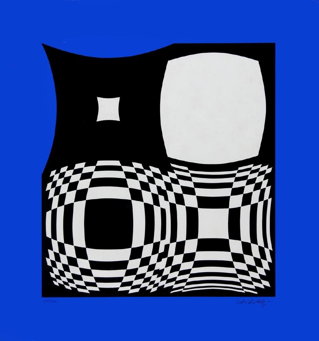 Victor Vasarely - Untitled