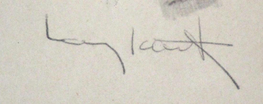 "Louis Icart - Untitled from ""Destine de Femme"" - 2"