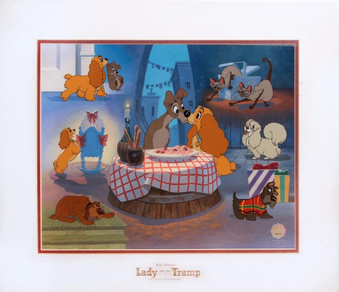 Disney - Lady & the Tramp's Golden Anniversary