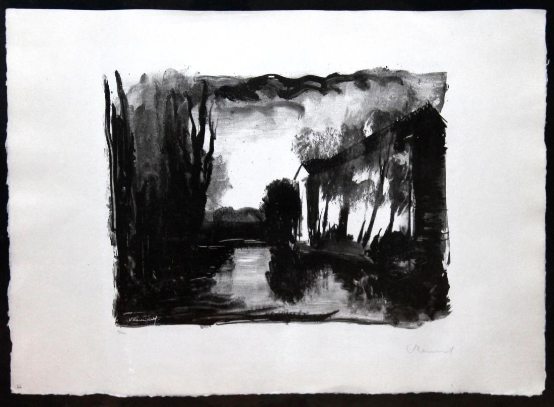 Maurice de Vlaminck - Twilight