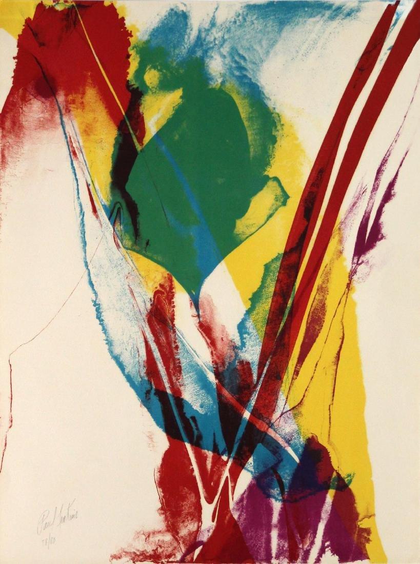 Paul Jenkins - Untitled