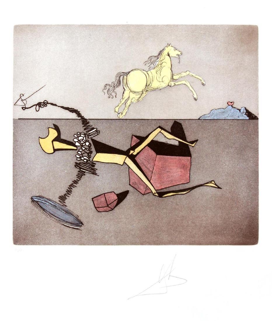 Salvador Dali - Aspiration