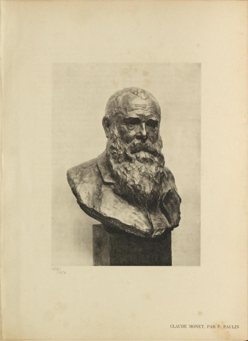 Claude Monet (After) - Claude Monet Par P. Paulin