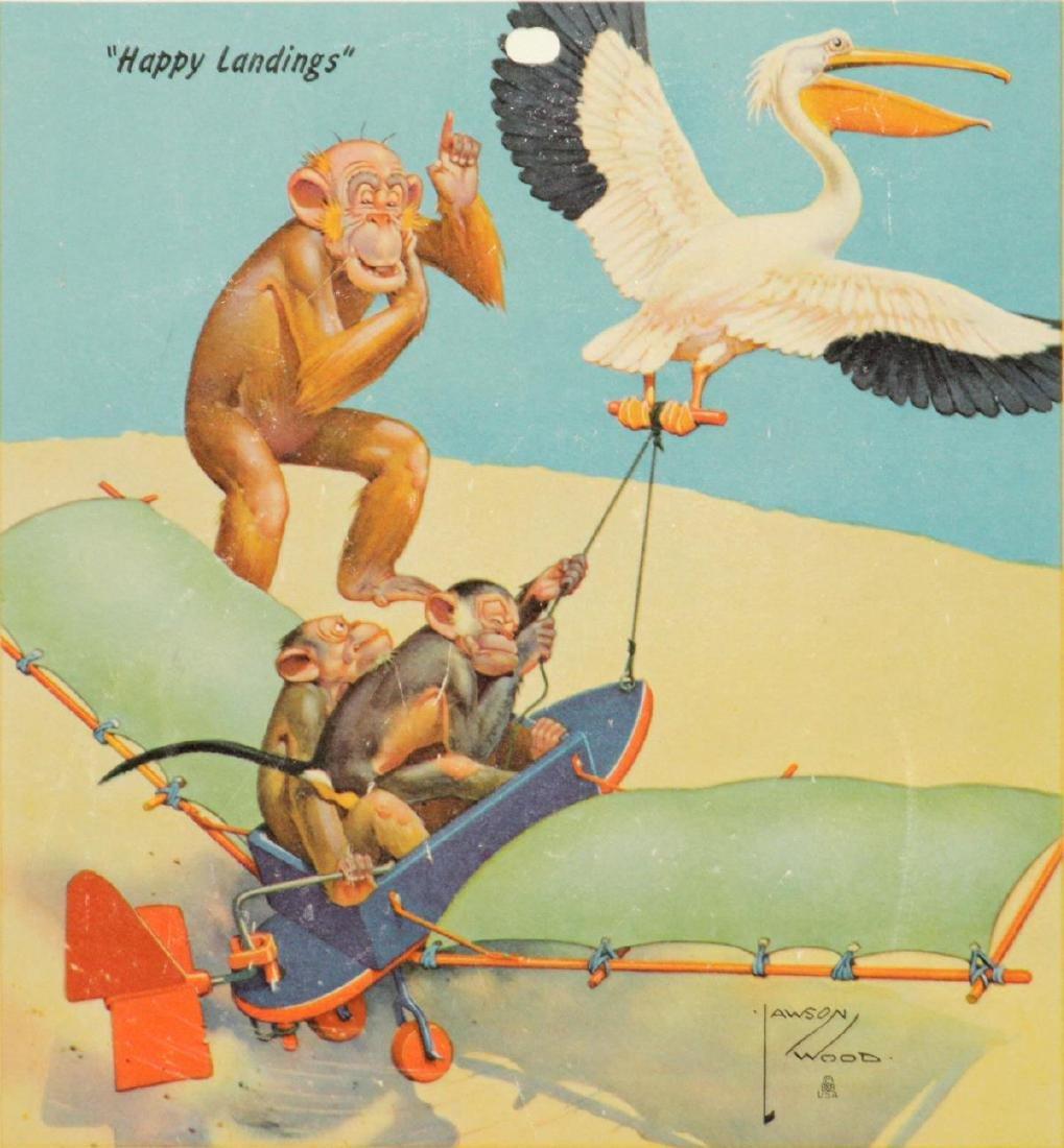 Lawson Wood  - Happy Landings