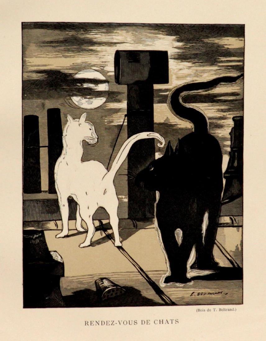 Edouard Manet - Rendez-vous des Chats