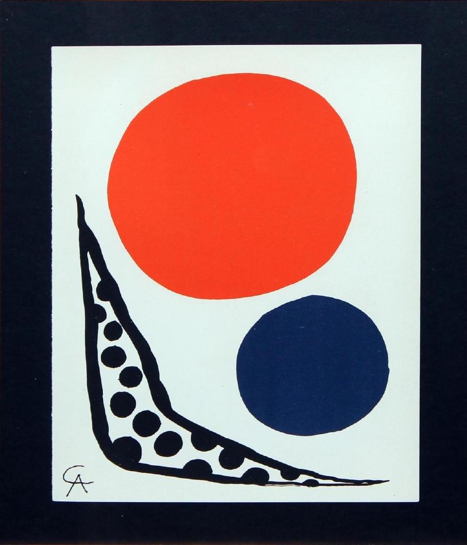 Alexander Calder - Composition