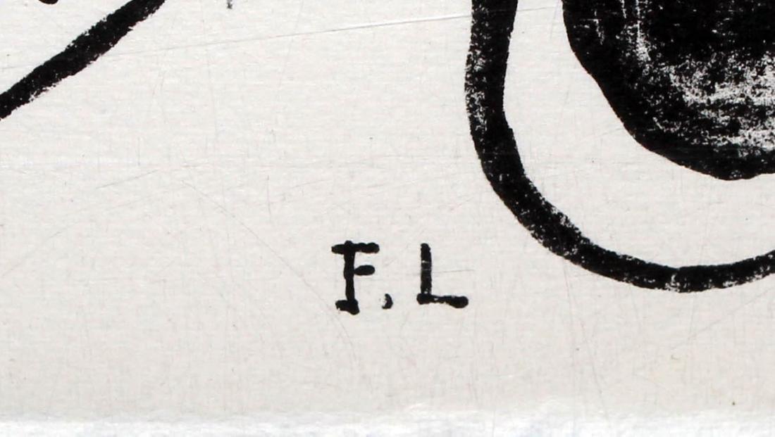 Fernand Leger  - Untitled - 2