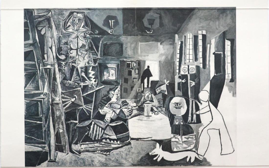 Pablo Picasso (After) - Les Menines (20.8.57.)