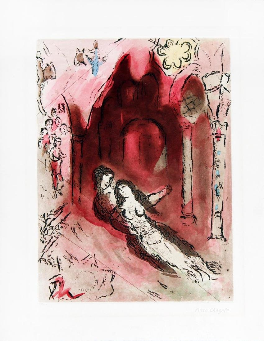 Marc Chagall - Granada