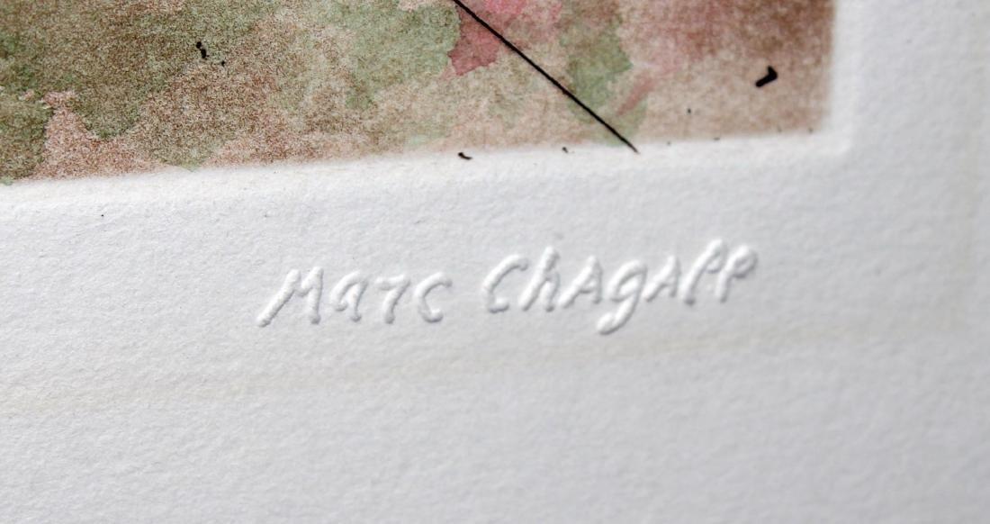 Marc Chagall - Granada - 2