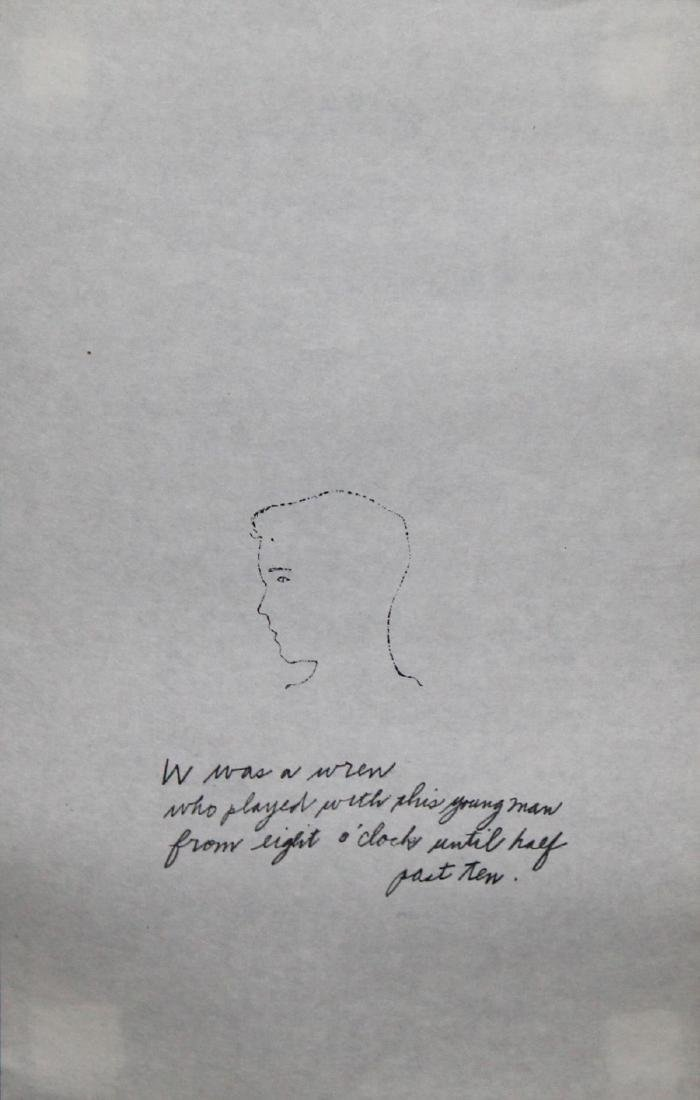 Andy Warhol - Letter W