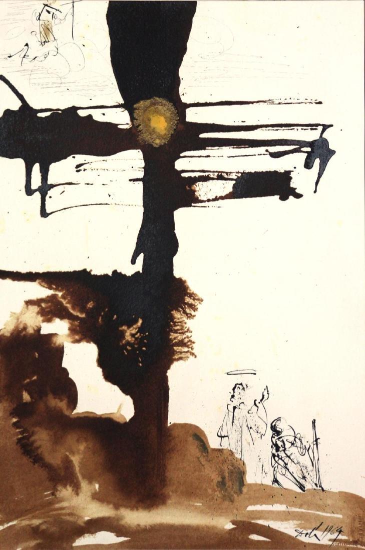 Salvador Dali - Come Lord Jesus