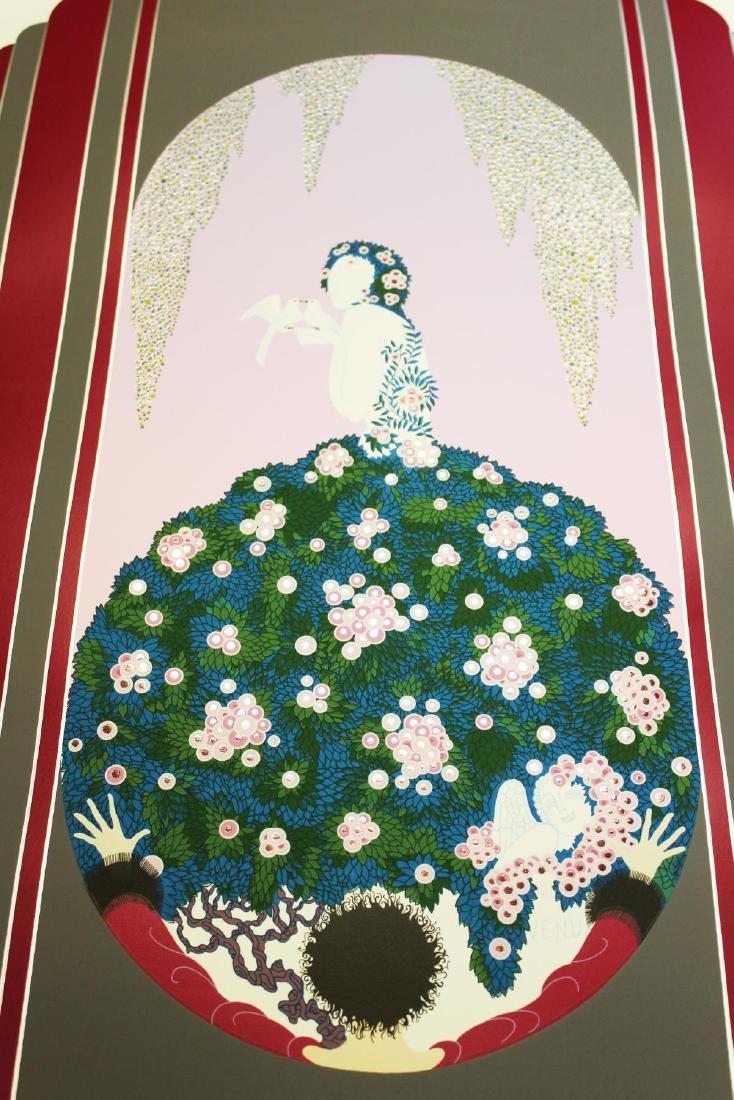 Erte  - The Spring Dress of Venus - 4