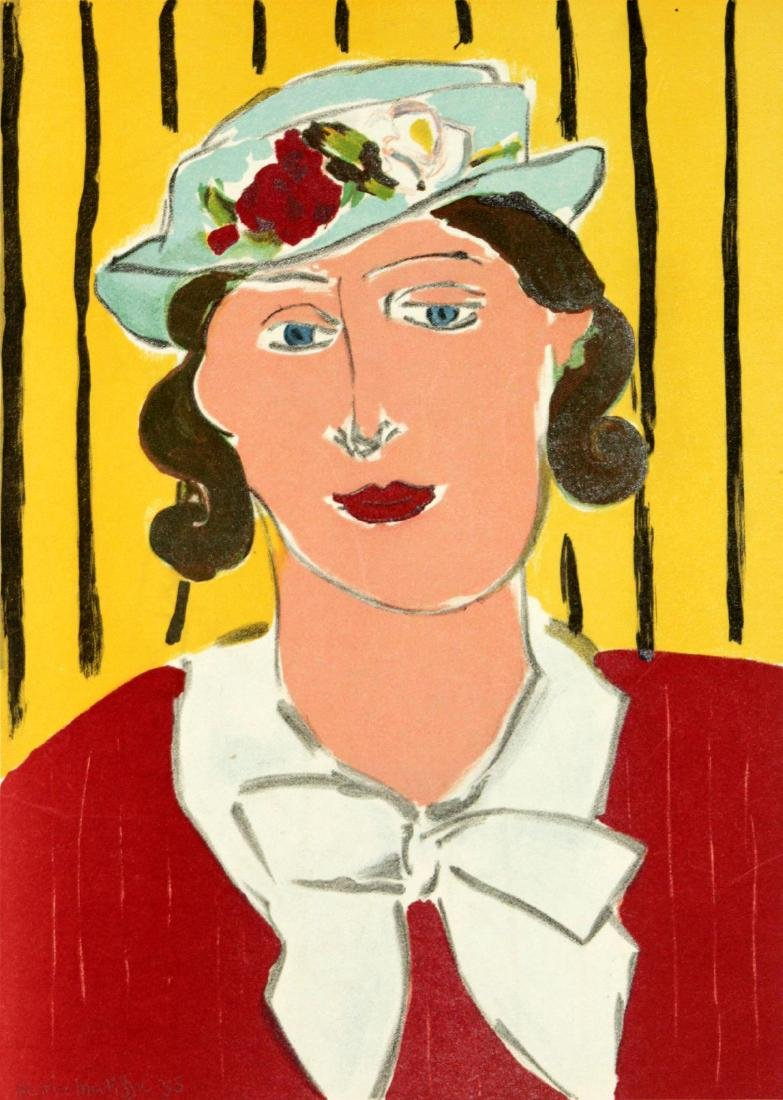 Henri Matisse - Woman with Hat