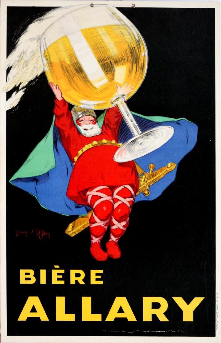 Vintage Poster - Biere Allary
