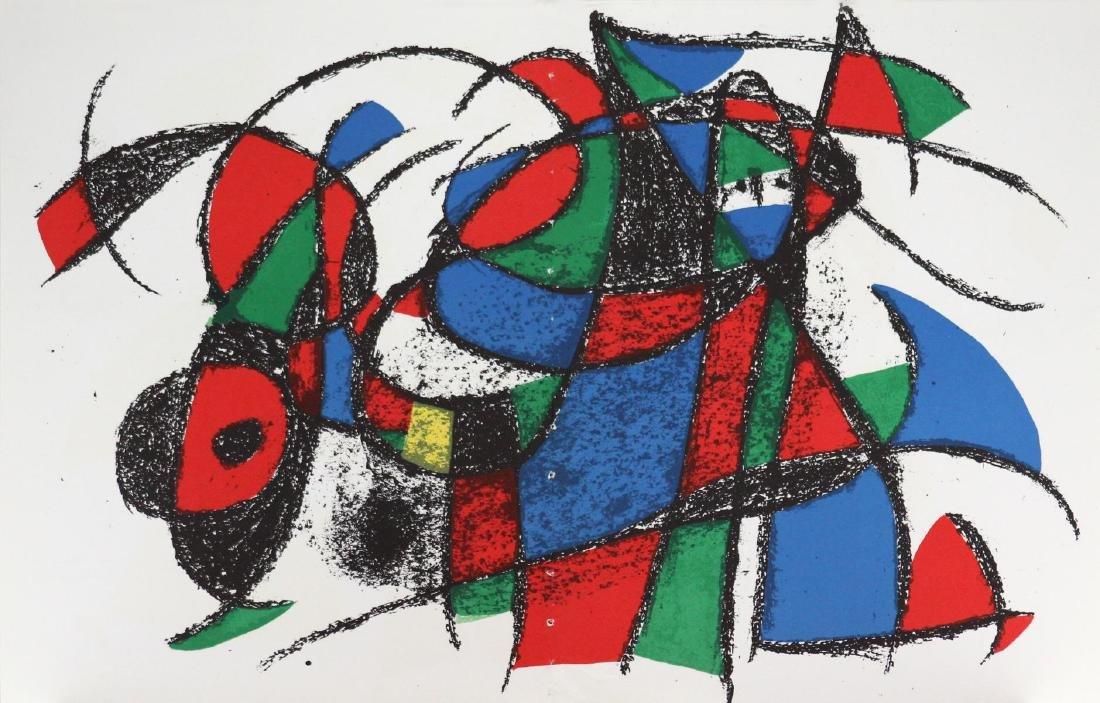 Joan Miro - Original Lithograph VI