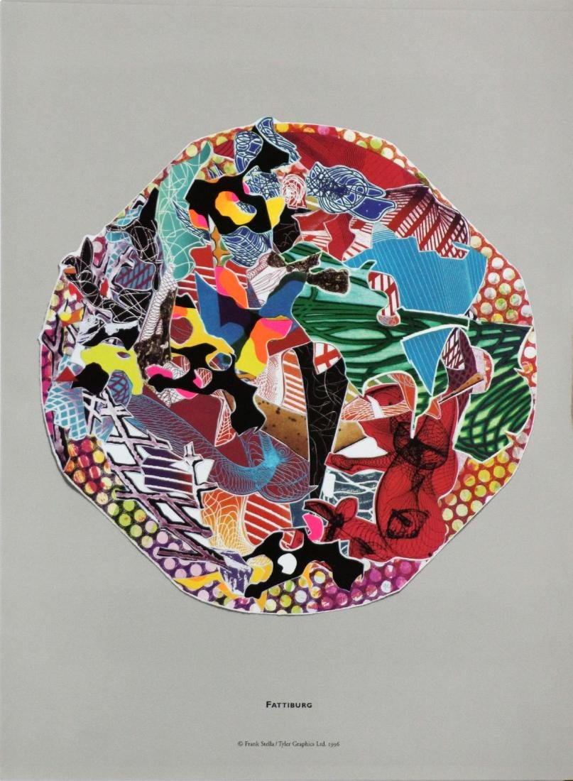 Frank Stella (After) - Fattiburg