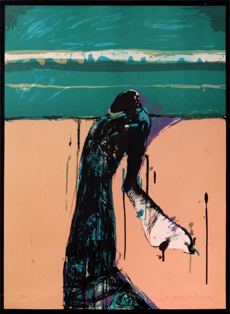 Fritz Sholder - Portrait of a Dream