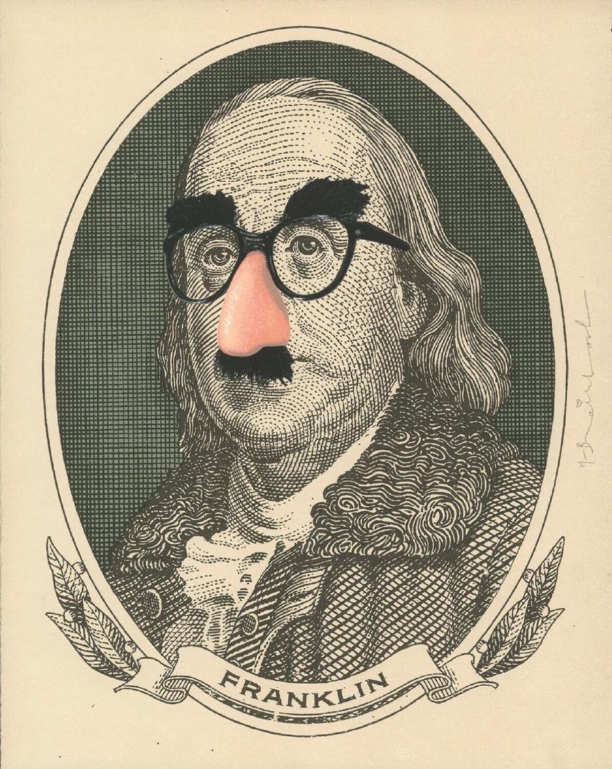 Mr. Brainwash - Incognito (Franklin)