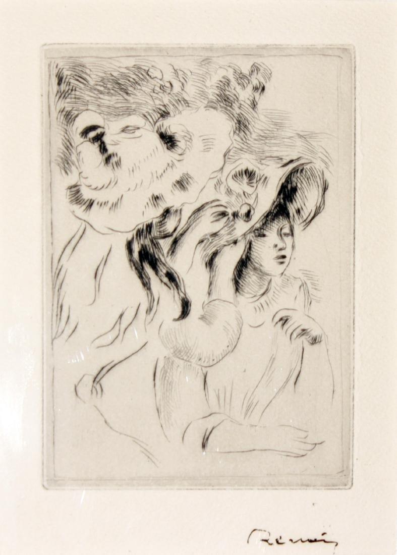 Pierre-Auguste Renoir - Le Chapeau Epingle