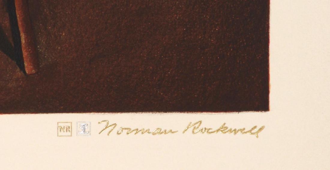 Norman Rockwell - Artist's Daughter - 2