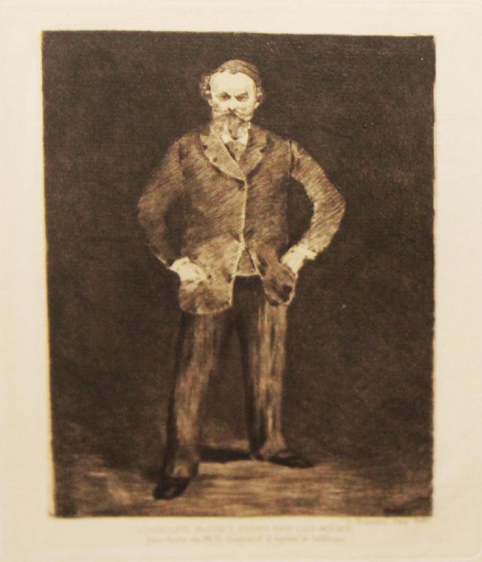 Edouard Manet - Portrait