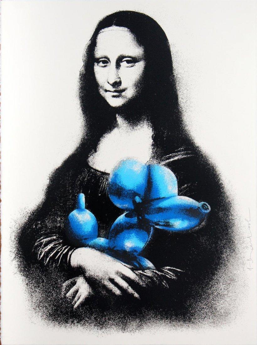 Mr. Brainwash - Resuce (Blue)