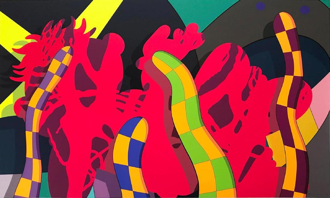 KAWS - Lost Time