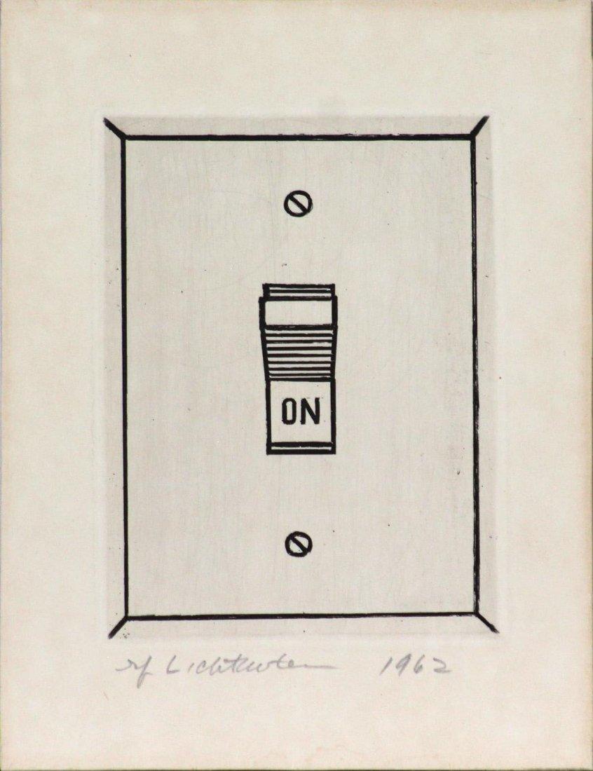 Roy Lichtenstein - On