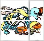Salvador Dali - Puzzle of Life