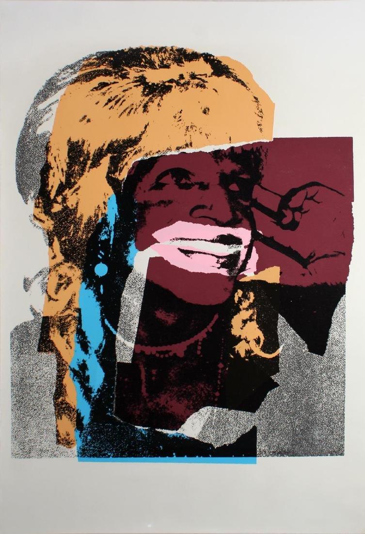 Andy Warhol - Ladies and Gentlemen 133