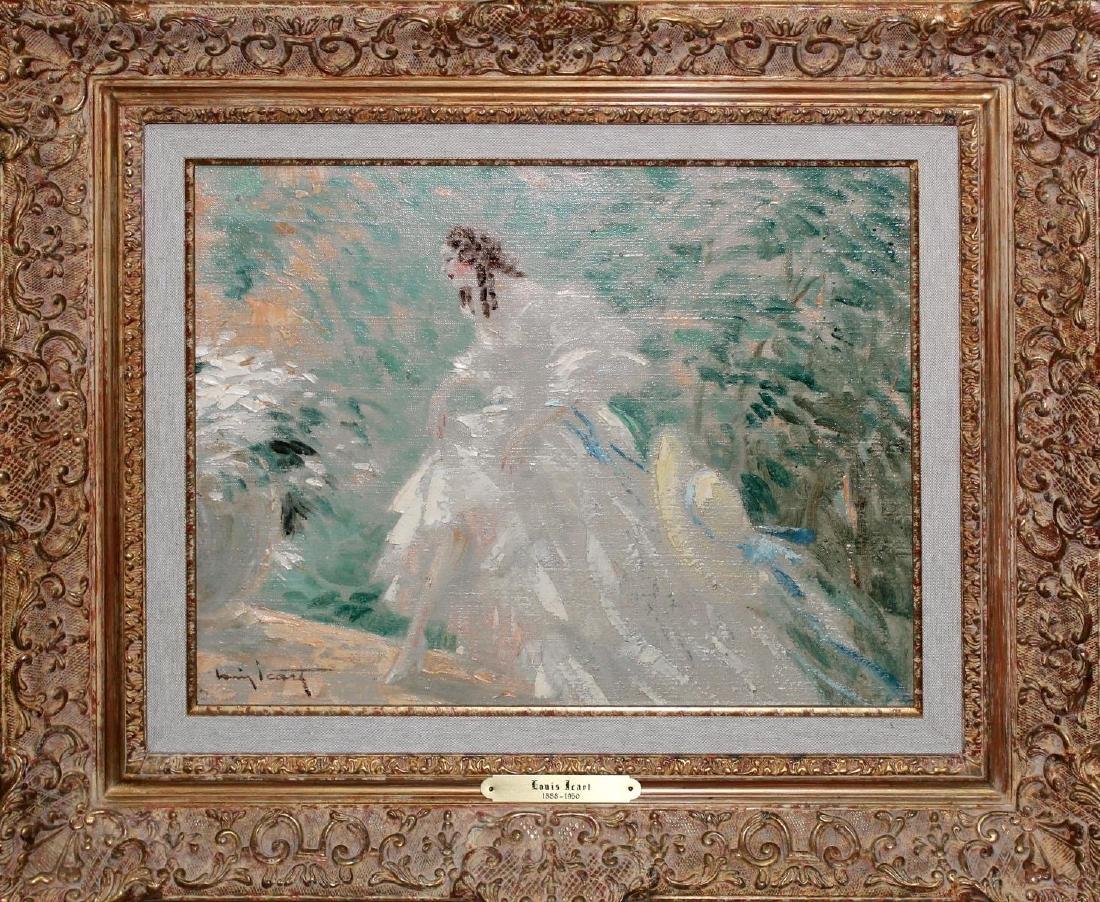 Louis Icart - Promenade