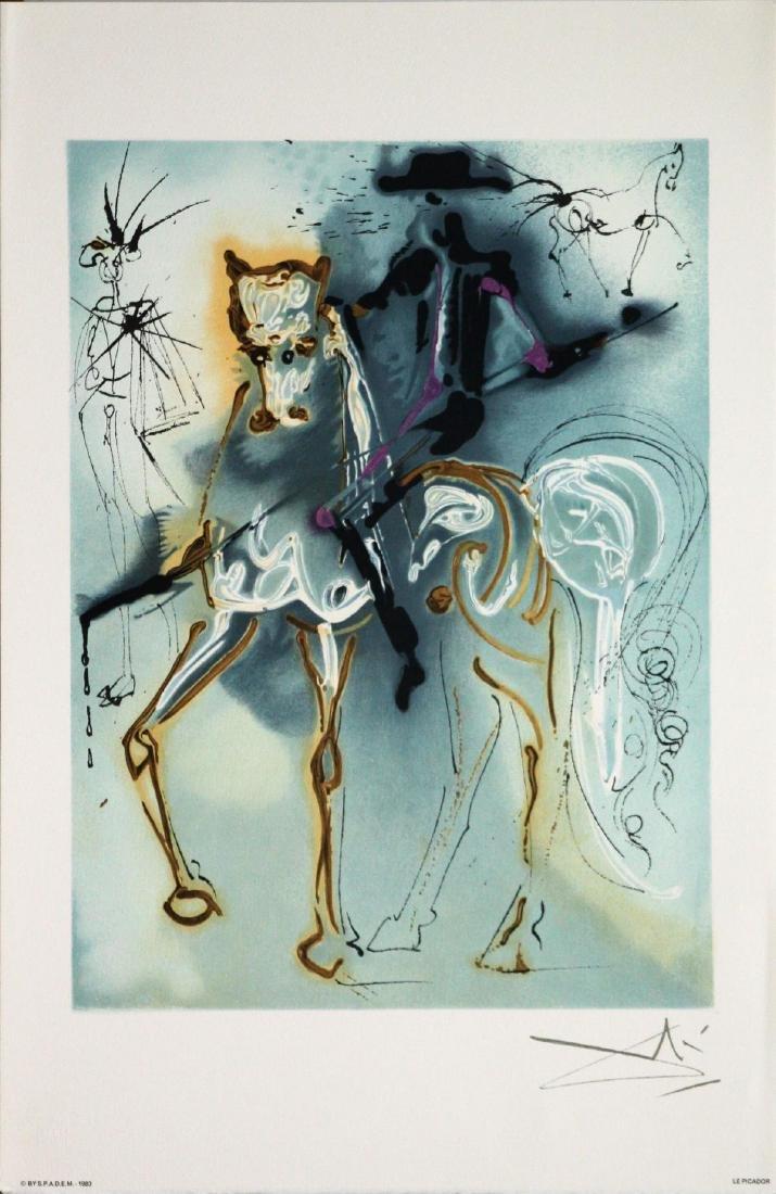 Salvador Dali (After) - Le Picador