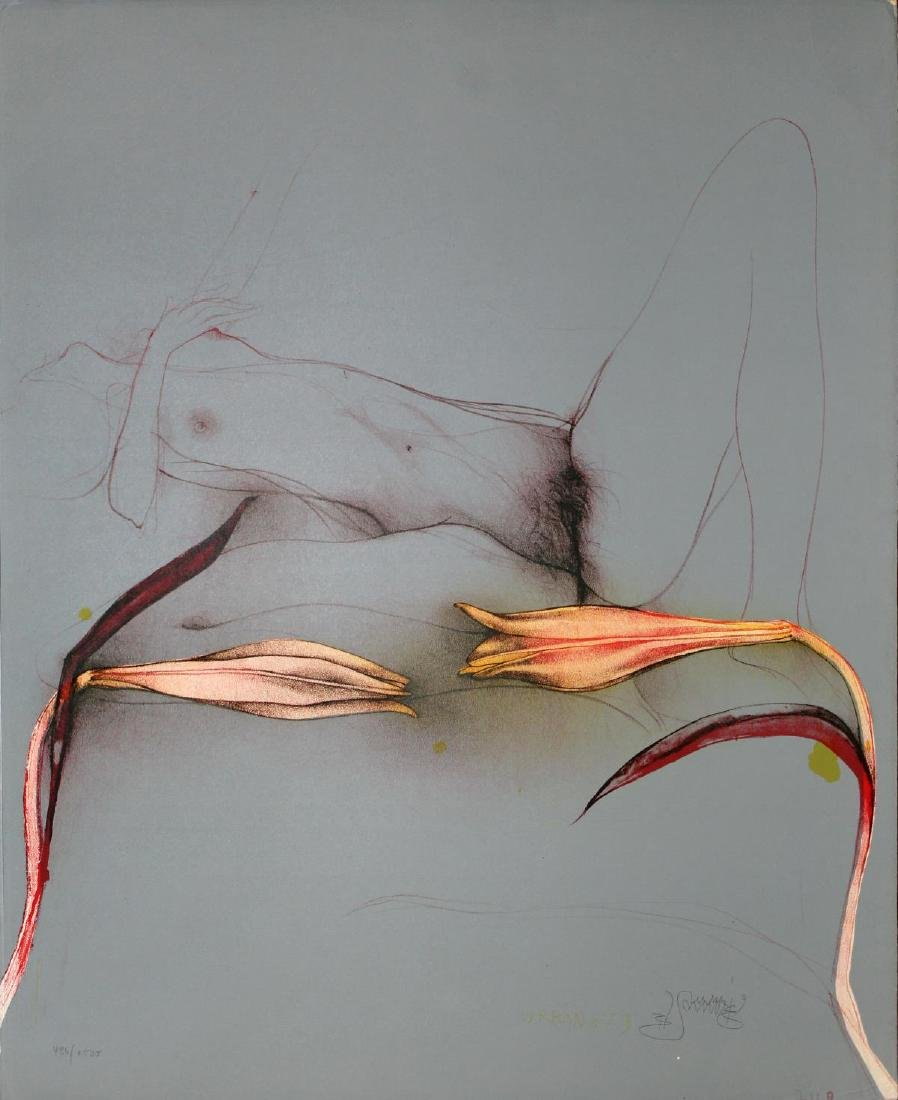 Bruno Bruni - Bird of Paradise