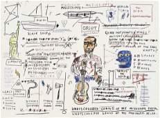 Jean-Michel Basquiat - Undiscovered Genius