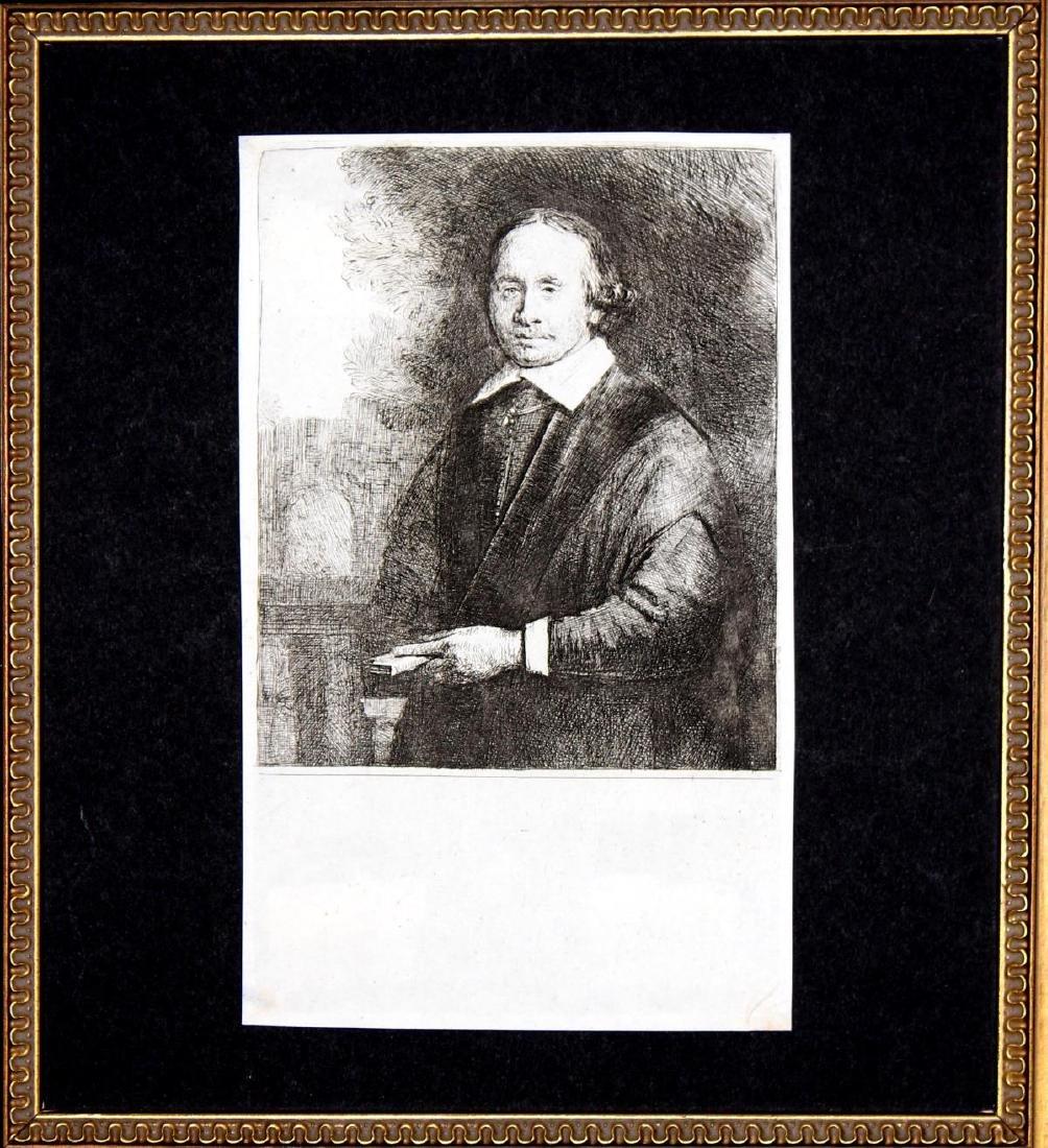 Rembrandt van Rijn - Jan Antonides von der Linden