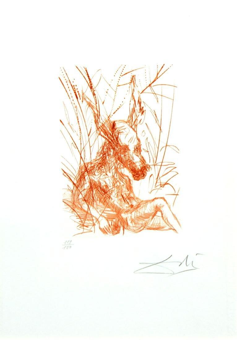 Salvador Dali - Midsummer Night