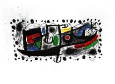 Joan Miro - Star Scene