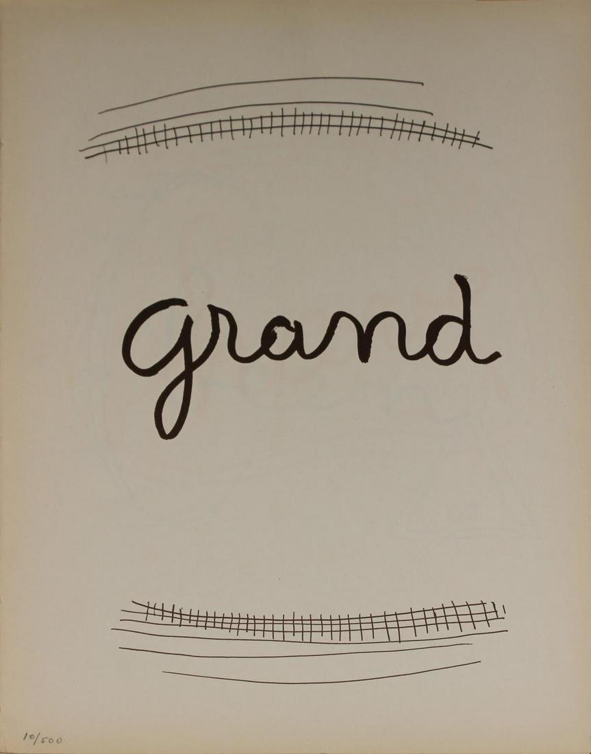 Man Ray - Grand