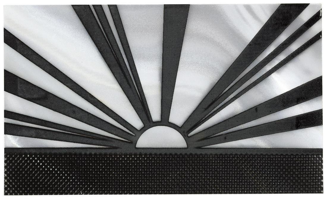 Roy Lichtenstein - Rising Sun Announcement