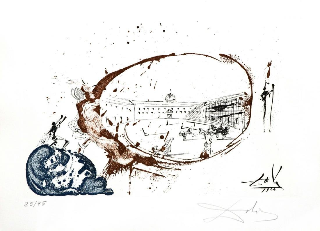Salvador Dali - Vision of Paradise